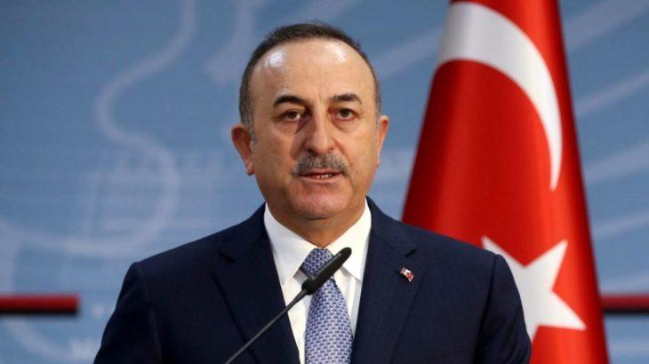 Bakan Çavuşoğlu: Azerbaycan talep ederse destek veririz