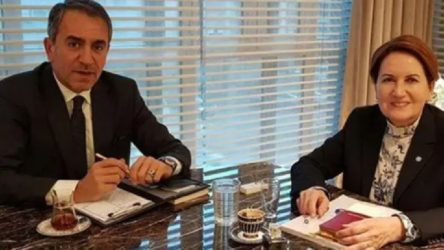 'Polis de bizim savcı da' diyen Akşener'in basın danışmanı serbest bırakıldı
