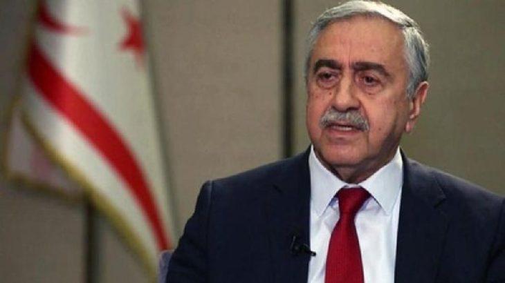 KKTC Cumhurbaşkanı Akıncı, Türkiye makamlarınca tehdit edildiğini açıkladı