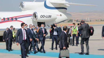 NATO Genel Sekreteri Stoltenberg Ankara'ya geldi