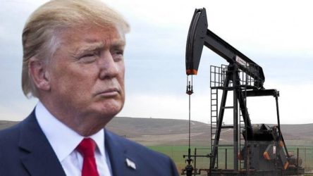 Trump'ın koronavirüse yakalanmasıyla petrol fiyatları düştü