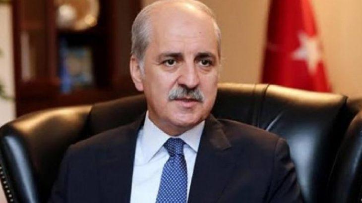 AKP'li Numan Kurtulmuş: Emperyalistlerin hedefi insanları etnik köklerine göre mezheplerine göre bölmek