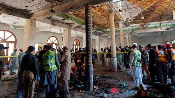 Pakistan'da bir medresede patlama: Çok sayıda ölü ve yaralı var