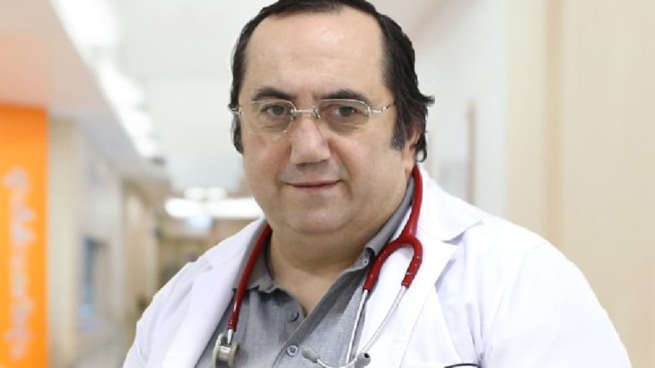 Bir doktor daha salgından dolayı hayatını kaybetti