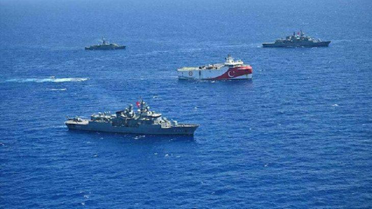Türkiye ve Yunanistan'dan karşılıklı NAVTEX ilanı
