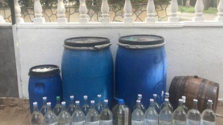 Sahte alkol vakaları Tekirdağ'da