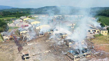 Hendek'te patlama sonrası 7 işçinin yaşamını yitirdiği fabrika sahiplerine geri verildi