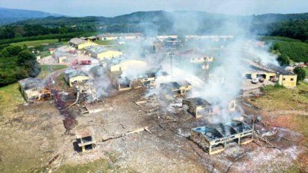 Sakarya'daki patlamaya ilişkin iddianame: 7 kişi hakkında 22 yıl hapis istendi
