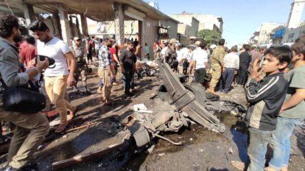 El Bab'da bombalı saldırı: 14 ölü