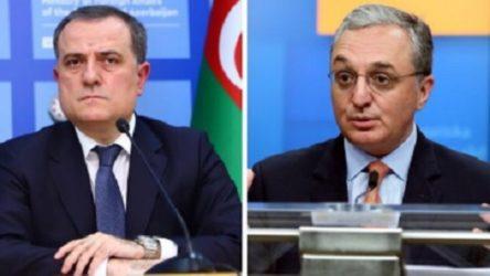 'Azerbaycan ve Ermenistan Dışişleri Bakanları ABD'ye gidiyor' iddiası