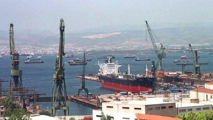 Yunanistan limanları 6. Filo'nun bakım merkezleri haline geliyor