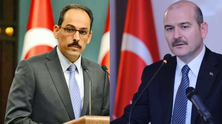 Saray'dan Sedat Peker'in videolarıyla ilgili 'muhalefet'e tepki