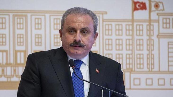 TBMM Başkanı Şentop'tan Berberoğlu açıklaması: AYM kararları bağlayıcıdır