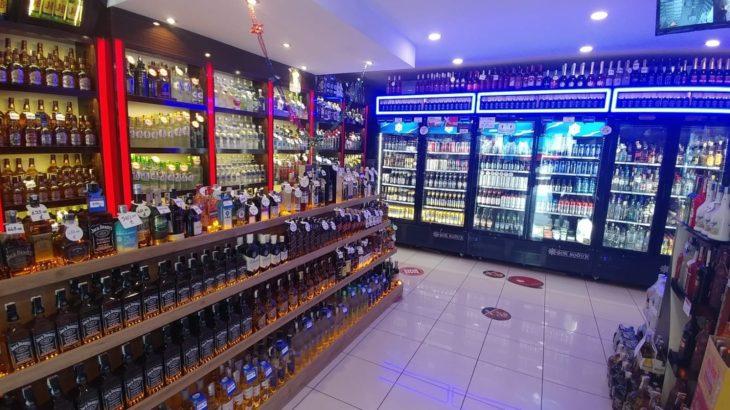 Alkol satışı yasağı bu akşam 21.00'de başlıyor