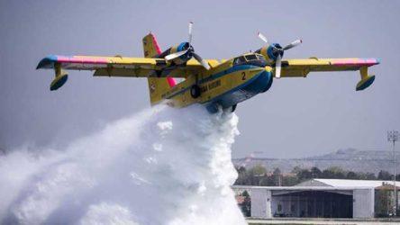 THK pilotları ve teknisyenleri kovdu: Yangın söndürme uçakları çürümeye terk edildi