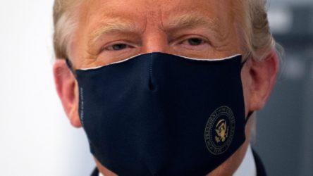 Trump'ın koronavirüs paylaşımını Facebook sildi, Twitter gizledi