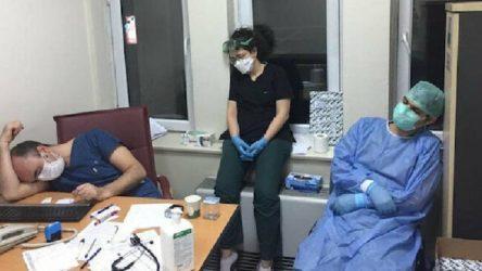 TTB ve TPD: Sağlık çalışanları tükendiğinde yerleri doldurulmaz