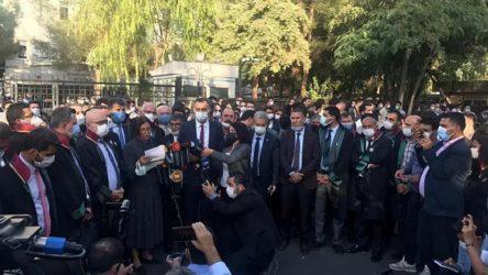Türkan Elçi: Adalet hepimizin olmalı hakim bey