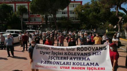 12 Ekim'de Ankara'ya yürüyecek olan maden işçilerinden dayanışma çağrısı