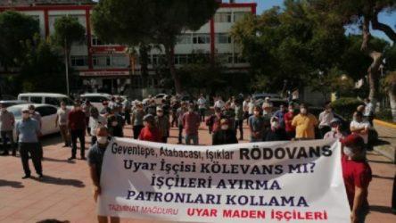 Ankara'ya yürüyecek olan maden işçilerine koronavirüs 'bahanesi'