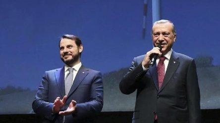 Erdoğan, 'ekonomi' dedi, 'Albayrak' demedi
