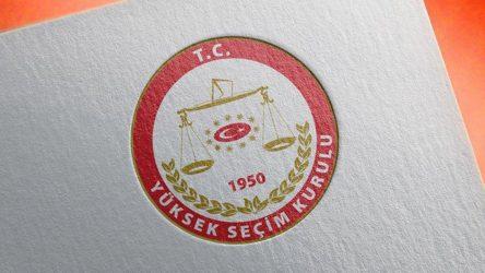 YSK'dan baro genel kurullarının ertelenmesine onay