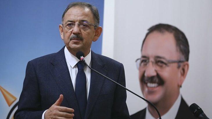 AKP Genel Başkan Yardımcısı Özhaseki hastanede koronavirüs tedavisine alındı