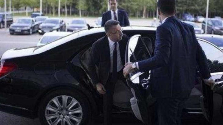 Oktay'dan '10 milyon liralık Mercedes ile Meclis'e geliyor' eleştirilerine yanıt: Lüks yaşamıyorum, devleti temsilen biniyorum