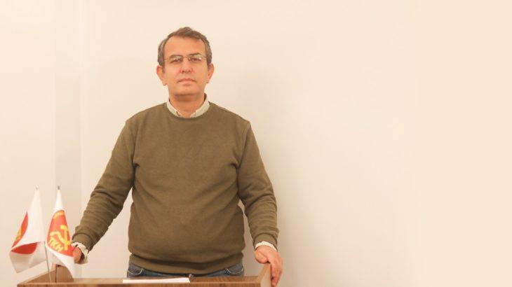 TKH MK üyesi Kurtuluş Kılçer: Başkanlık rejimi krizdedir!