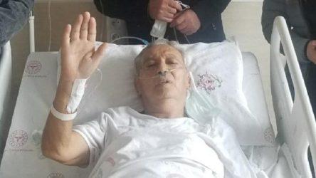 Saygı Öztürk'ün ağabeyi, eski vali Refik Arslan Öztürk yaşamını yitirdi