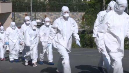Aydın'da filyasyon ekibine saldırı