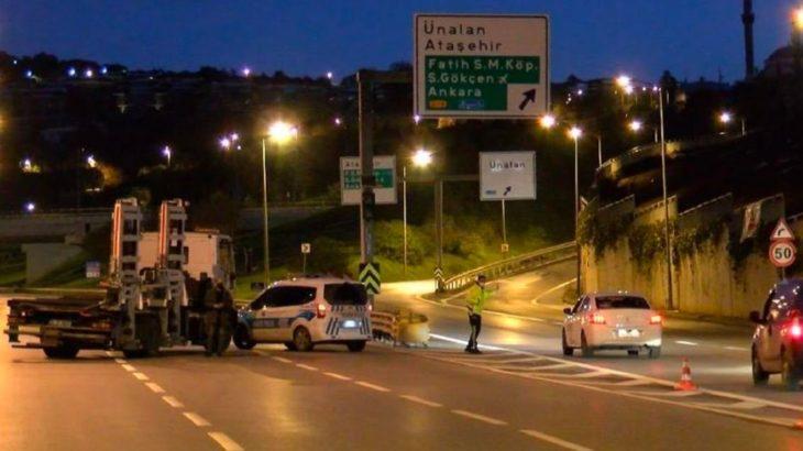 Maraton sebebiyle İstanbul'da bazı yollar trafiğe kapandı