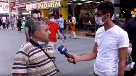 Sokak röportajında iktidarı eleştiren yurttaş tutuklandı
