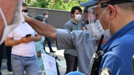 Ankara Valiliği: Bir ayda 5.7 milyon TL koronavirüs cezası kesildi