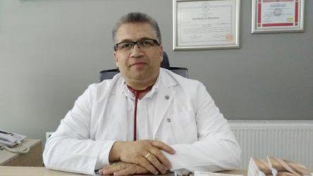 Koronavirüsten bir doktor ölümü daha!