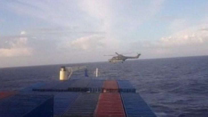 AB'den Türk gemisindeki aramaya ilişkin açıklama