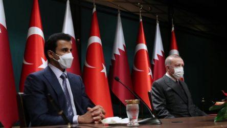 ''Oldu olacak Türkiye'nin tapusunu da Katar'ın üstüne yapın''