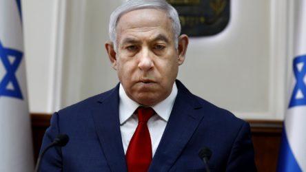 Netanyahu: Suriye'de İran güçlerine saldırı düzenledik