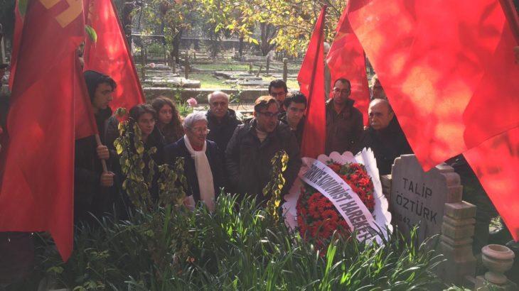 TKH: 100. yılımızda Parti'nin iki militanı, Talip Öztürk ve Mustafa Hayrullahoğlu'nu saygıyla anıyoruz