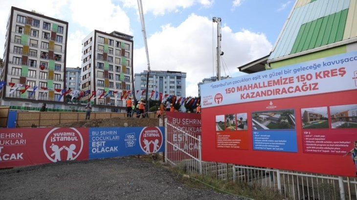 İBB'nin kreş planını AKP ve MHP reddetti