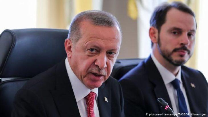 TKH: Bu istifa başkanlık rejiminin iflasıdır!
