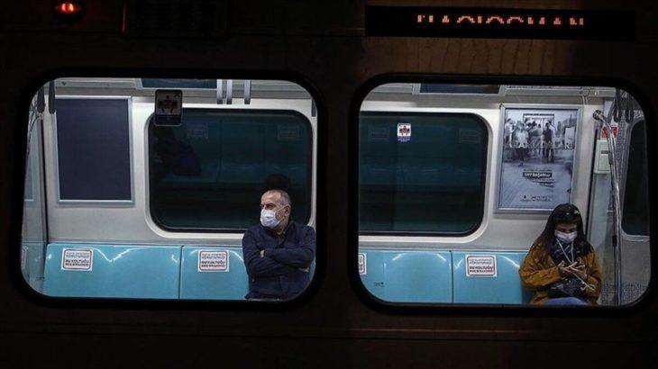 İstanbul'da toplu ulaşıma 'sokağa çıkma yasağı' düzenlemesi