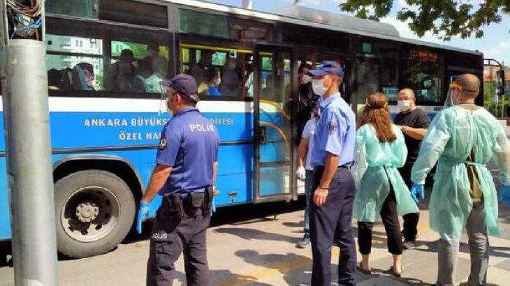 Bir haftada 40 bin kişiye maske cezası