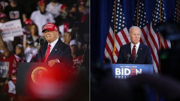 ABD Başkanlık seçim: Kilit eyalet Winconsin'de Biden öne geçti