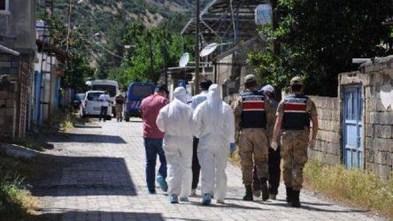 Gaziantep'te bir ilçede 2 bin 6 kişi karantinada