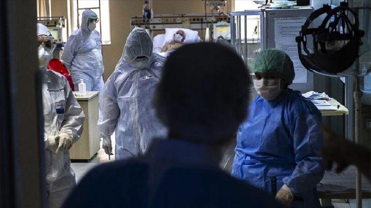 Türkiye'de son 24 saatte 6 bin 17 yeni 'hasta'