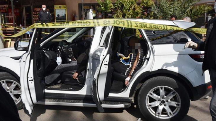 Antalya'da lüks cipte infaz: 2 ölü, 1 yaralı