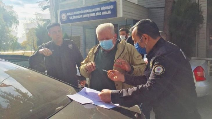 Gözaltına alınan eski bakan serbest bırakıldı