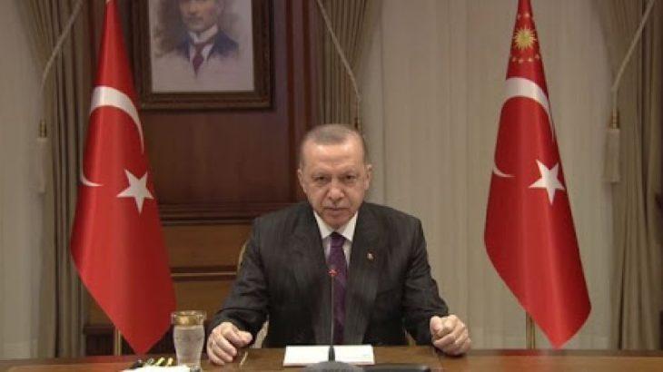 Erdoğan: Dijital faşizme karşı hep birlikte mücadele etmeliyiz