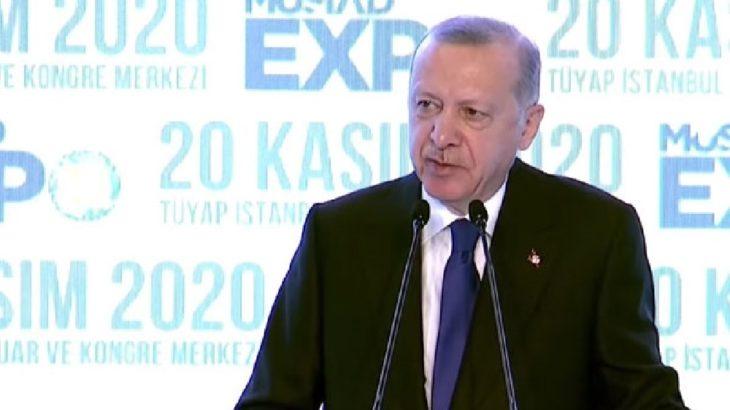Erdoğan faizle ilgili: Şu aşamada bazı acı ilaçları içmemiz gerektiğinin de farkındayız